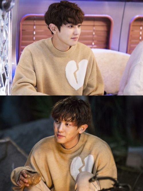 Chanyeol - 161212 MBC 'Missing9' official still images Credit: Ten Asia.