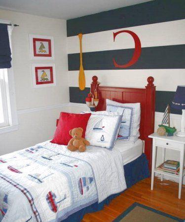 Best 25 decoracion de dormitorios infantiles ideas on - Muebles estilo marinero ...