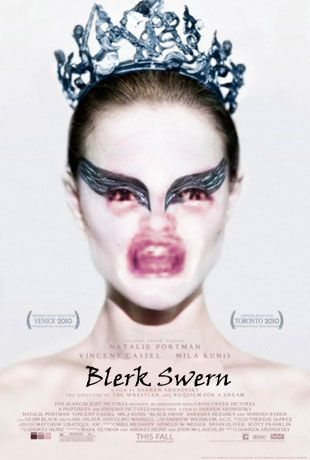 Black Swan. all time favorite movie. Natalie Portman you did the damn
