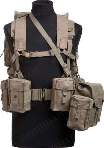 Old South African carrying system. Just lovely mix of design, customability and useability.