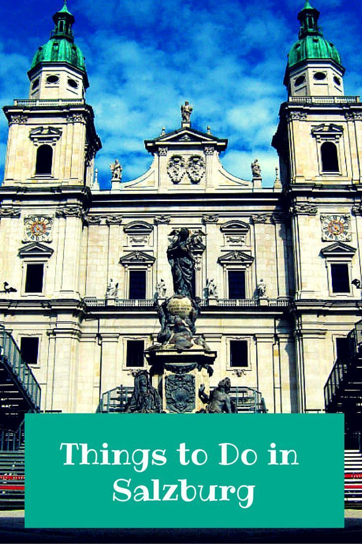 Things to Do Salzburg, Austria. Dive in and see what interest you about this wonderful European country. || Get more travel tips and inspiration for visiting Austria at http://www.holidaystoeurope.com.au/home/resources/destination-articles/austria
