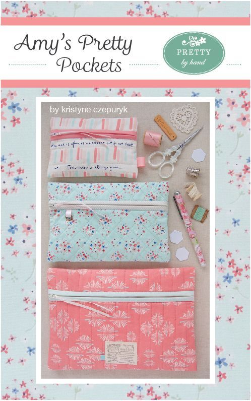a blog tour, a new pattern, and a giveaway (ohmy!) - Pretty by Hand -