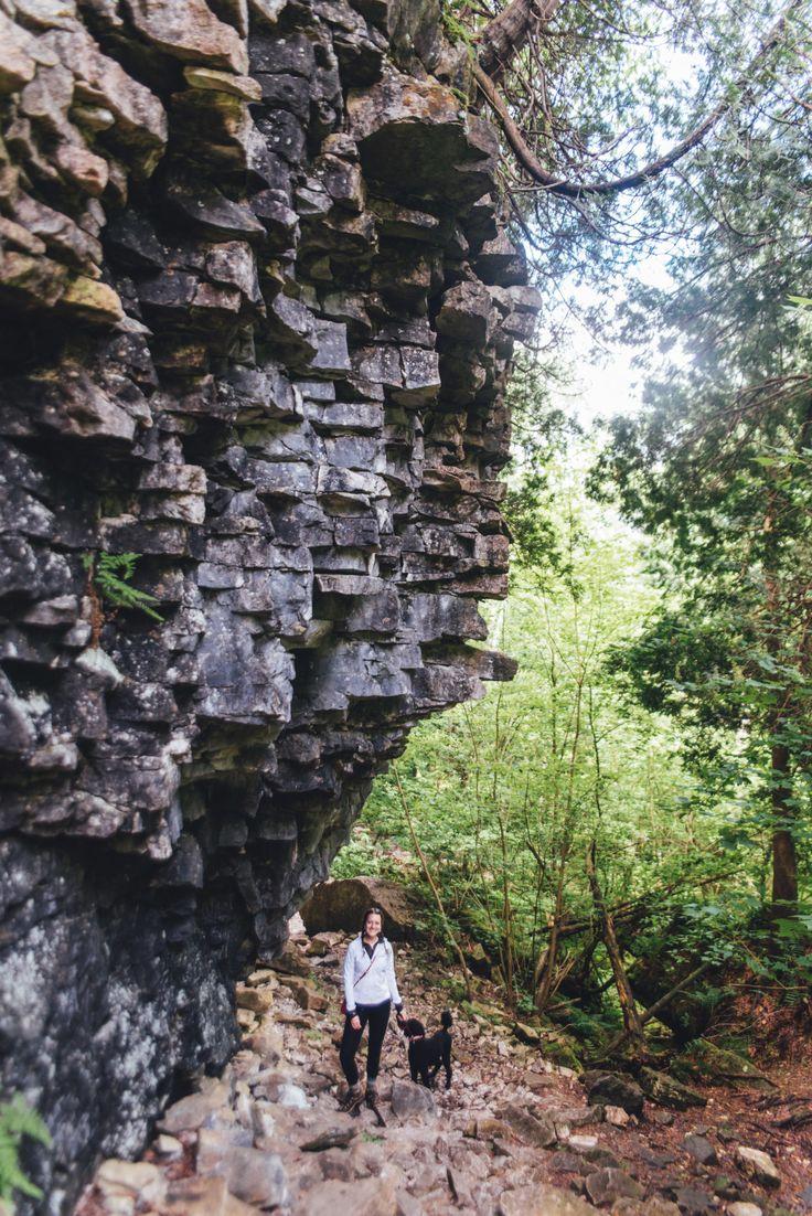 Bruce Caves Conservation Area, Bruce Peninsula, Wiarton, Ontario