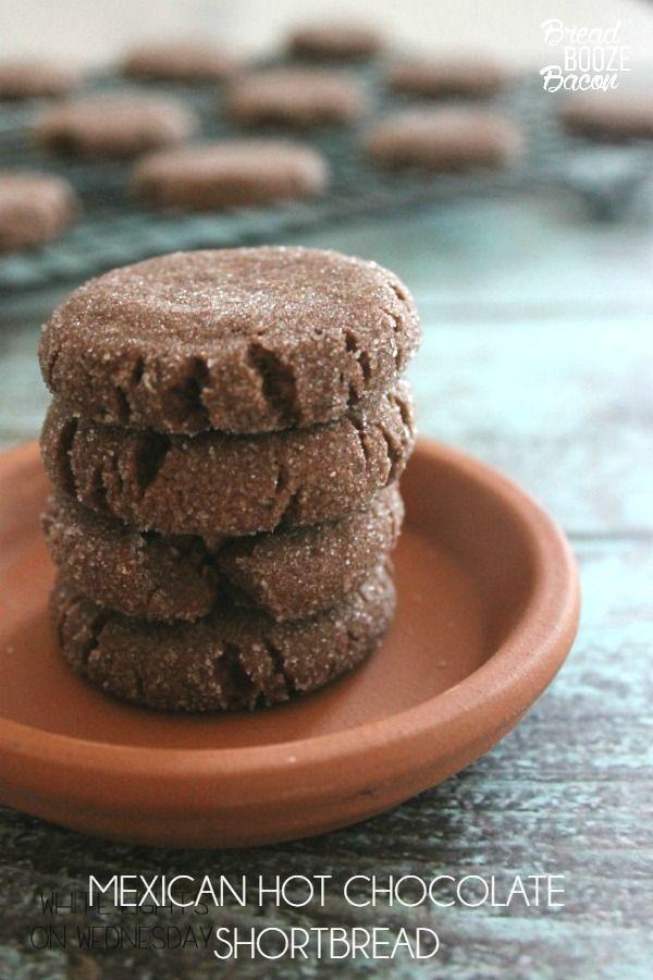 Mexicano de la torta dulce del chocolate caliente están llenos de sabores de chocolate picante profundas que piden para ser comido!