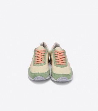 ARCADE SUN BELLINI ANIS - Veja #shoes #fair #ethicalfashion #zuiverewol