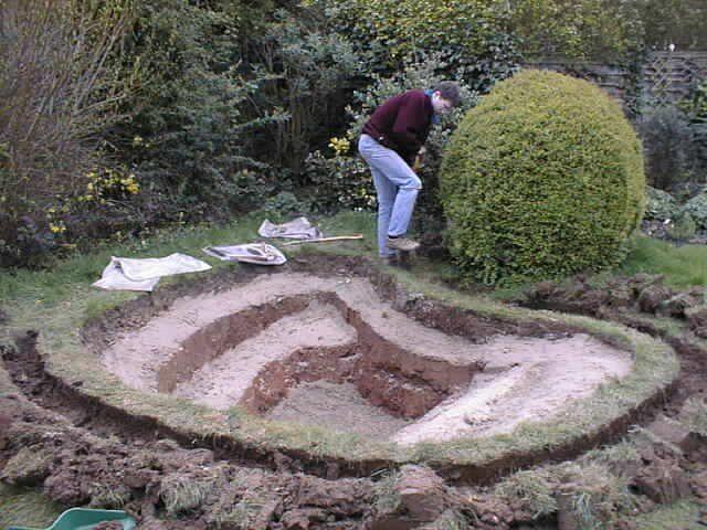 Image detail for backyard koi pond pond building tips for Garden pond tips