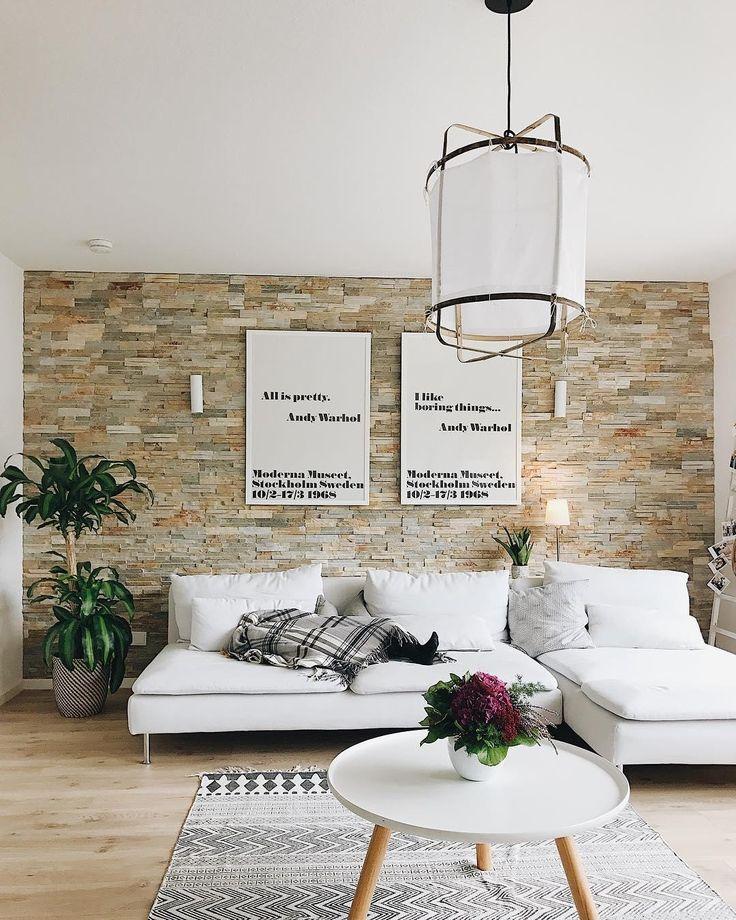 1254 best Wohnzimmer images on Pinterest Carpets, Living room - bambus im wohnzimmer