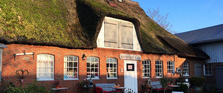 Kerzenhof Café in Schafstedt