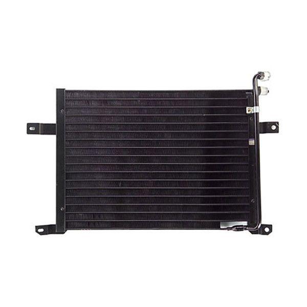 AC Condenser; 87-95 Jeep Wrangler YJ