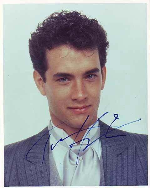 Young Tom Hanks