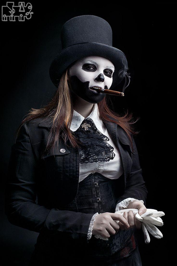 Female Papa Legba cosplay aka Mama Legba                                                                                                                                                     Más
