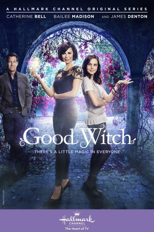 """""""Good Witch"""" will take viewers on a new magical journey with Cassie Nightingale and her daughter Grace. When Dr. Sam Radford moves in next door to Grey House with his son, they are charmed by the 'magical' mother-daughter duo."""