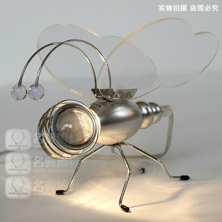 Free Shipping High End Eye Lamp Genuine Creative Personality Mosquito Lamp  Lights Decorated The Original