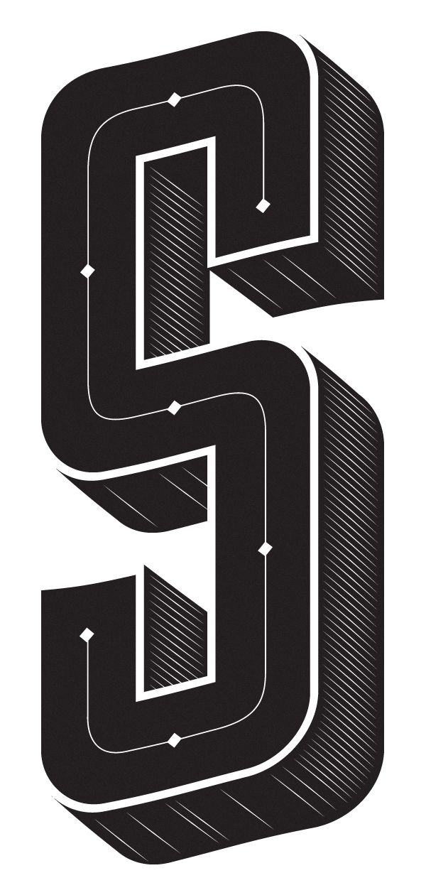 THE SPACE - TYPOGRAPHY