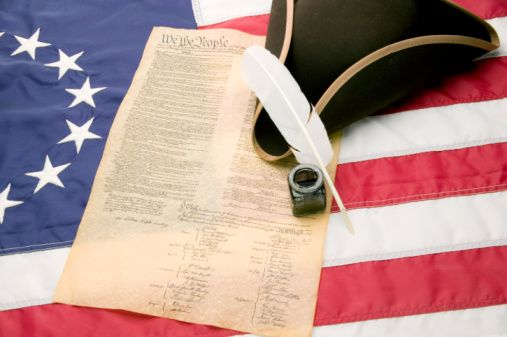 Teaching American History - great source for Primary Source documents; high school/college level lesson plans (http://teachingamericanhistory.org/library/)