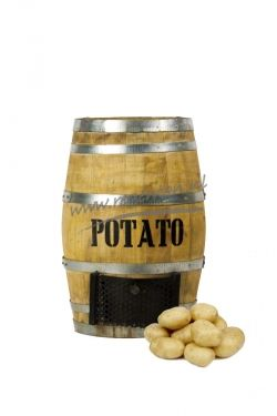 Potato Barrel