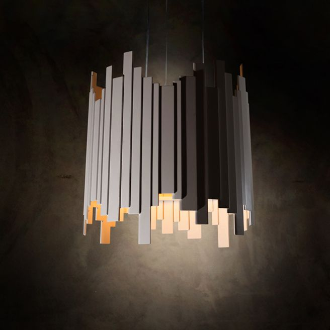 Clinker Lamp