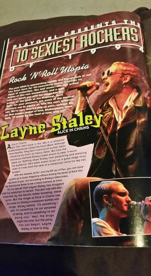 Layne Staley Article