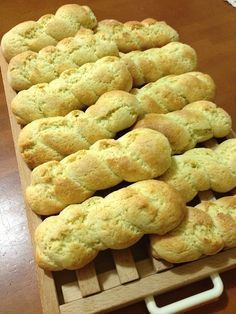 Biscotti da inzuppo (senza ammoniaca) | Paola e le torte