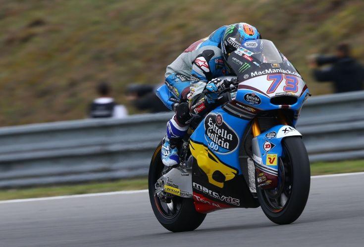 Alex Marquez, Moto2, Czech MotoGP 2016