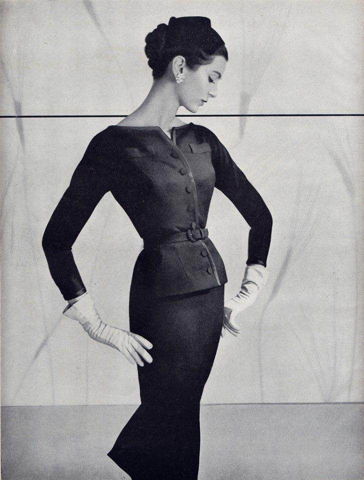 636fc1568a10 8 best Lady-Like images on Pinterest   Vintage fashion, Fashion ...