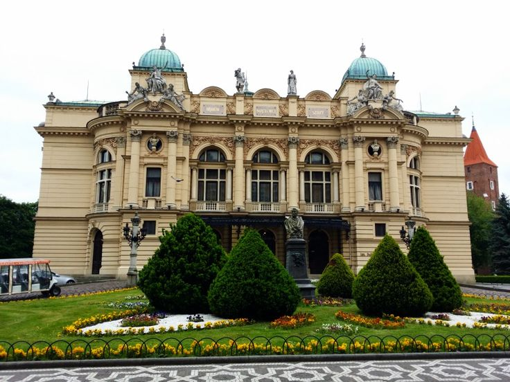 Juliusz-Słowacki-Theatre-krakow