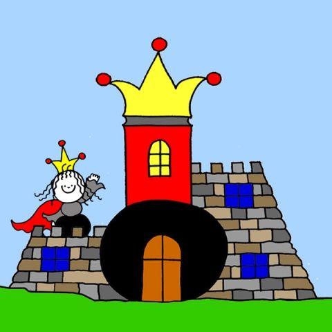 Bogyó és Babóca, a Hangyakirálynő háza