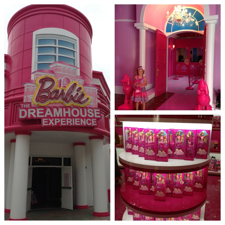 Barbie Dream House Experience Florida: 1000+ Images About Barbie Houses On Pinterest