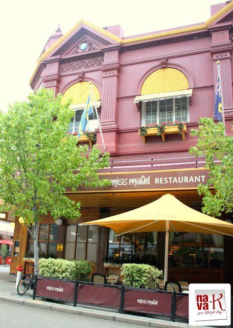 Miss Maud Restaurant - Murray Street, Perth (Australia)