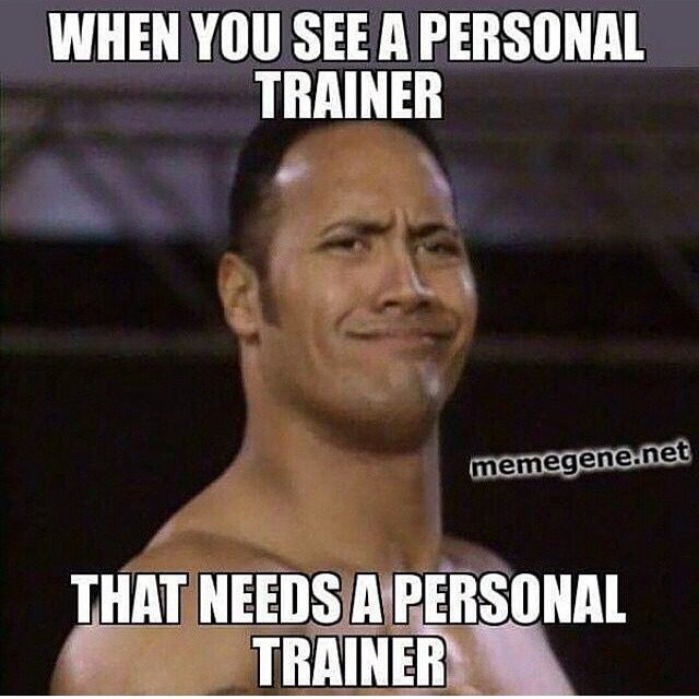 Personal Trainer Quotes Funny: The 25+ Best Personal Trainer Humor Ideas On Pinterest