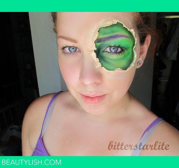 65 best Superhero Make-up Ideas images on Pinterest | Halloween ...