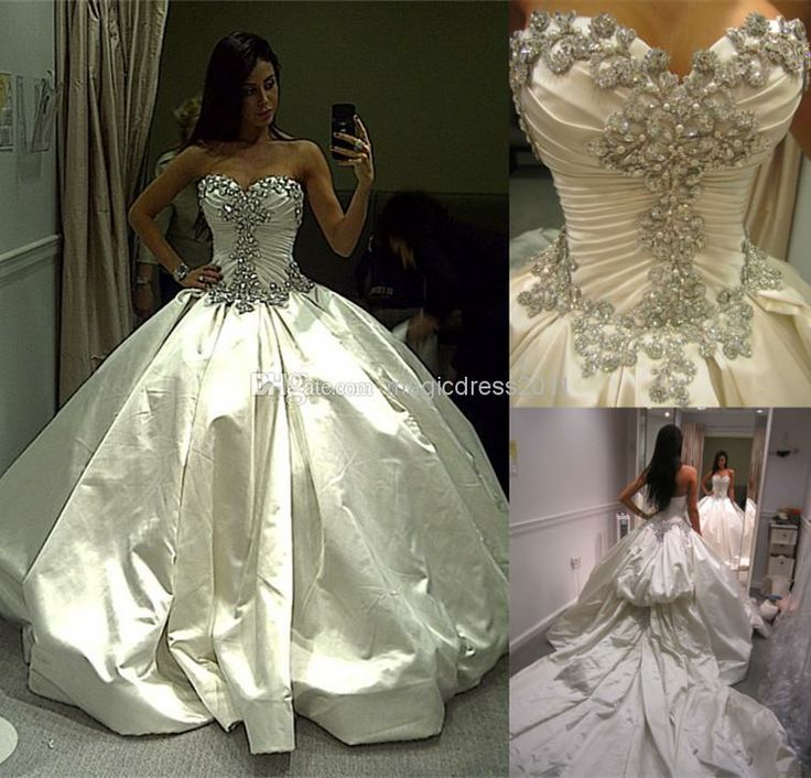DHgate Wedding Dresses 2012 – fashion dresses