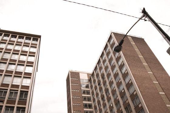 braamfontein buildings in johannesburg. #sometimeselnablogs #photograpy