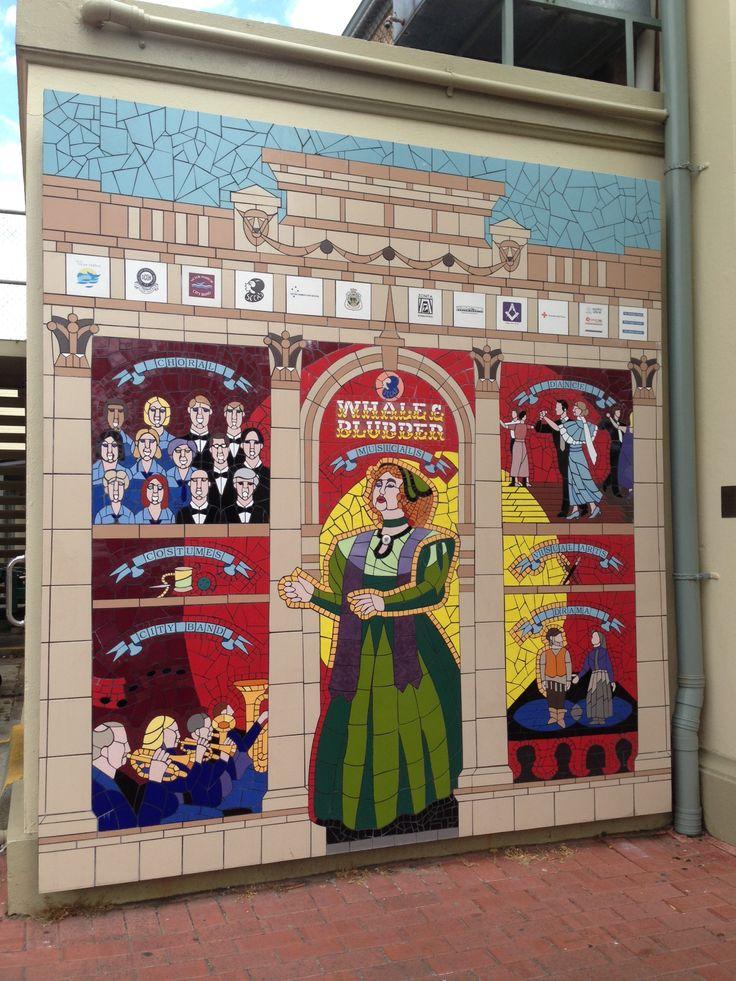 Victor Harbor Mosaic Street Art