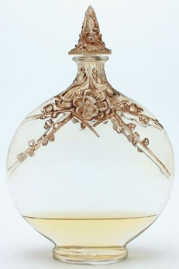 Lalique Flowering Branches Perfume Bottle
