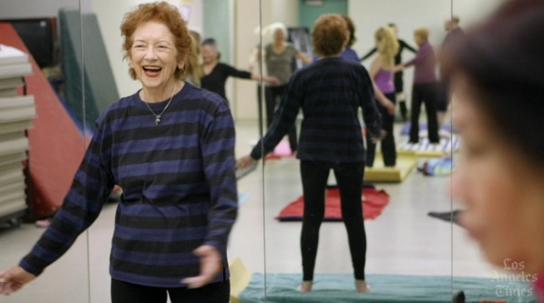 fran-miller-91-year-old-yoga-teacher: Yoga Teacher, Teacher Fran