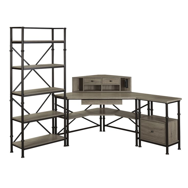 The 25 best corner writing desk ideas on pinterest office desk furniture purple desk and - Writing corner ideas ...