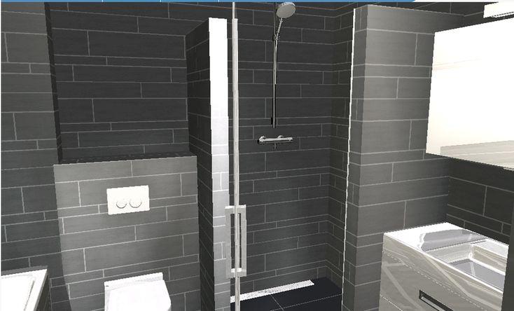 Voor ons nieuwe huis in Amersfoort moet van een van de slaapkamers op de 1e verdieping een badkamer gemaakt worden.  Er hoeft niets gesloopt te worden, maar de kamer moet wel klaargemaakt worden voor waterleidingen en afvoer; deze zullen direct naar beneden leiden, waar de berging met CV ketel zit. Daarnaast moet de huidige radiator (onder het raam) verwijderd worden, en plaatsmaken voor de nieuwe design-radiator.  Daarnaast moet de muur grenzend aan de slaapkamer 40cm verplaatst worden…