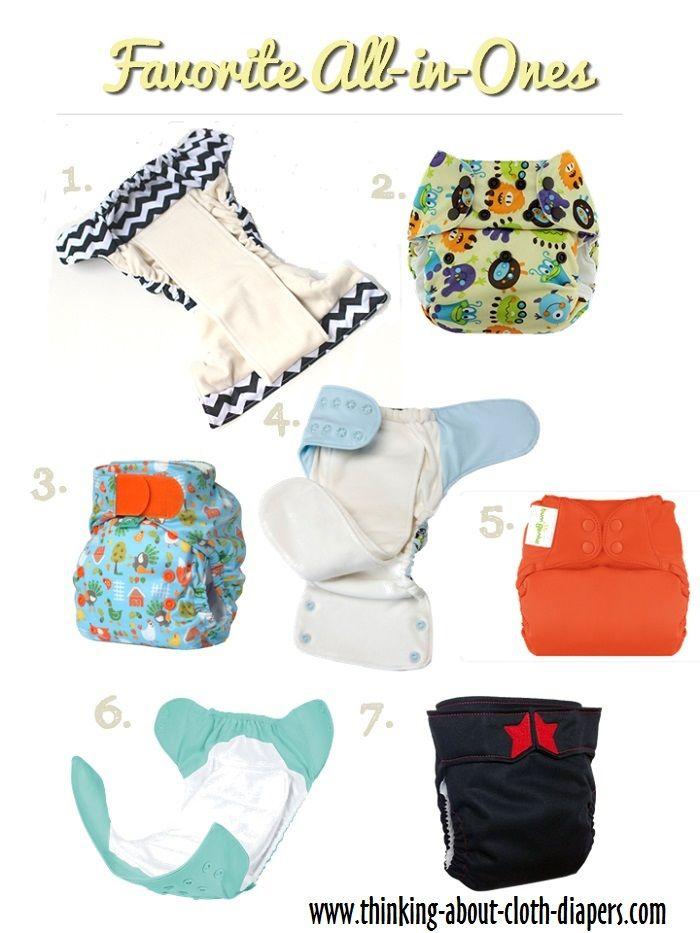 AIO Cloth Diapers - Convenience plus Reliability