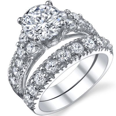 best wedding ring sets for 2017 - Inexpensive Wedding Rings