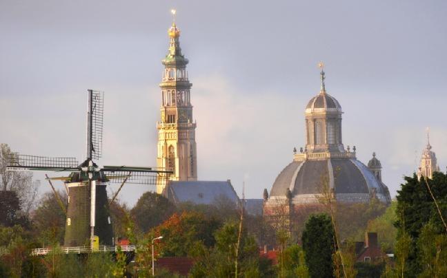 Molen in Middelburg