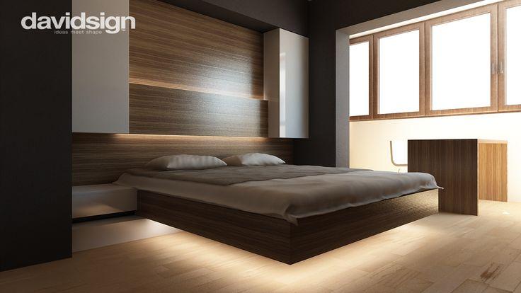 Design dormitor in apartament