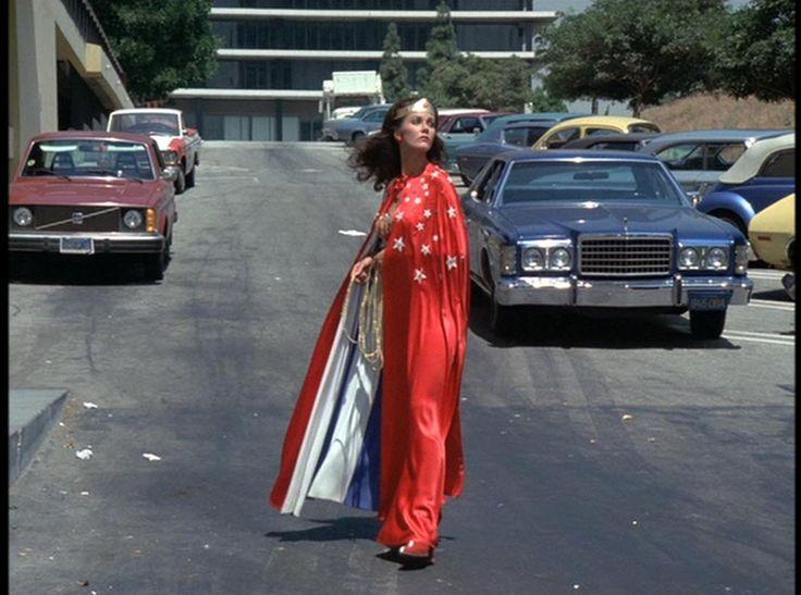 Wonder Woman - Lynda Carter Season Three - 4  Lynda -7010