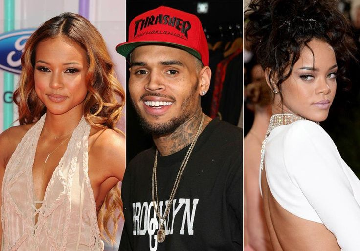 Rihanna Calls Chris Brown For His Birthday As And Karrueche Tran Serves Him With Restraining Order #ChrisBrown, #KarruecheTran, #Rihanna celebrityinsider.org #Entertainment #celebrityinsider #celebrities #celebrity #celebritynews