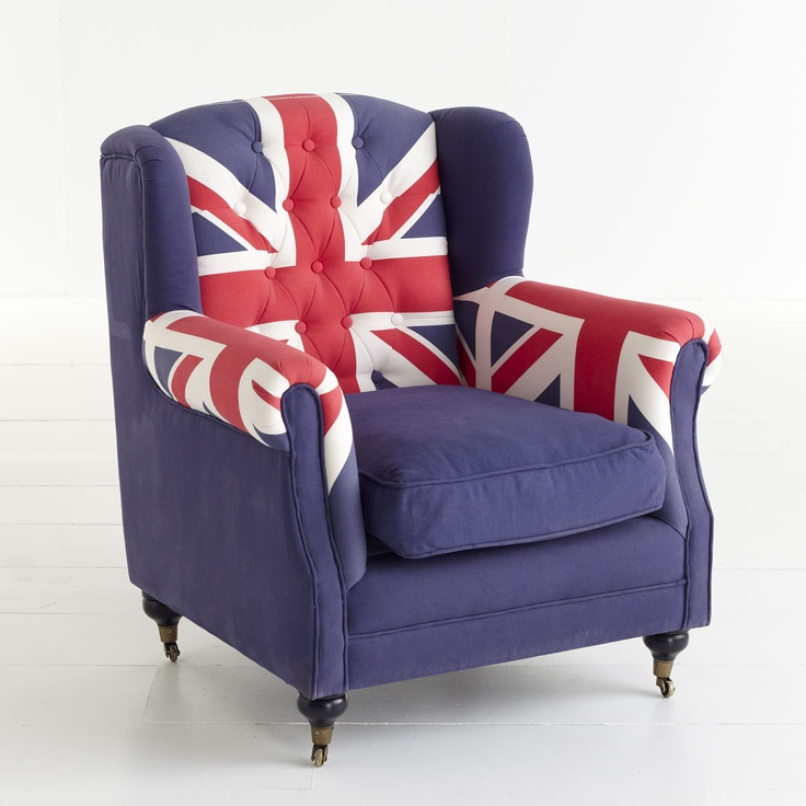 union jack wingback chair chairs