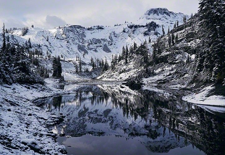 "Peter Lik Photography ""Cascade Reflections"""