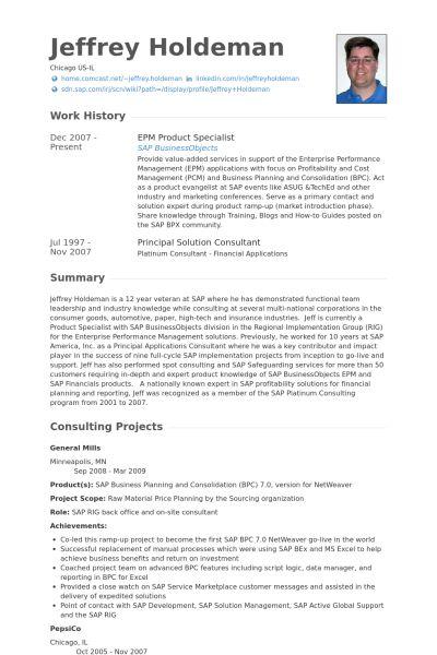 Database Specialist Sample Resume University Of Missouri