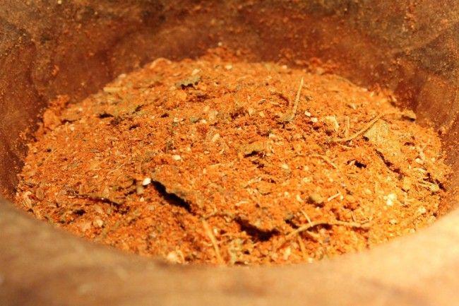 Tandori fűszerkeverék