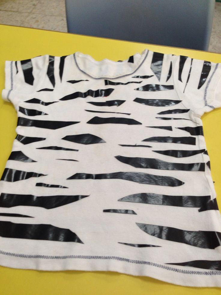 Zebra costume                                                       …