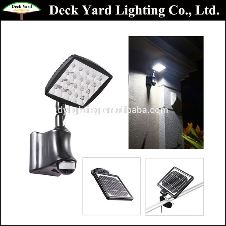 Outdoor Motion Sensor Led Wall Security Lights Solar Led Flood Light With Pir Motion Sensor Solar Wall Lights